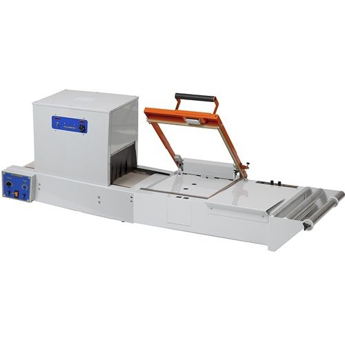 Clamco 6C Combo L-Sealer & Tunnel Syst. w/ Motorized Seal Image 1