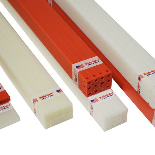 "Cutting Sticks for Challenge Model 230, Titan 230, 230H, 230MB, 230F, 23"" Lever [1/2 x 1/2 x 23, Standard White] Image 1"