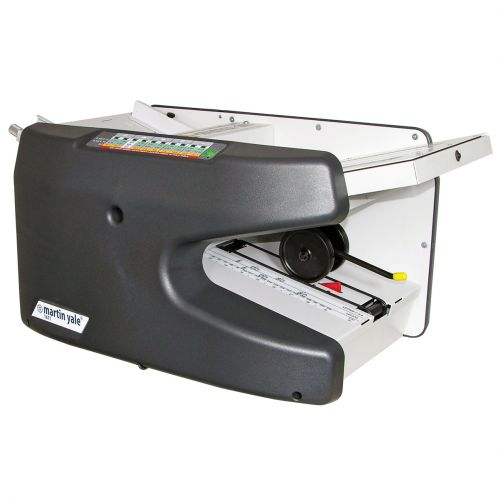 Martin Yale 1611 Ease-Of-Use AutoFolder Friction-Fed Paper Folder - Buy101