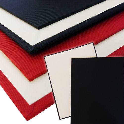 Akiles Klassik Linen Wrap Turned Edge Hard Covers
