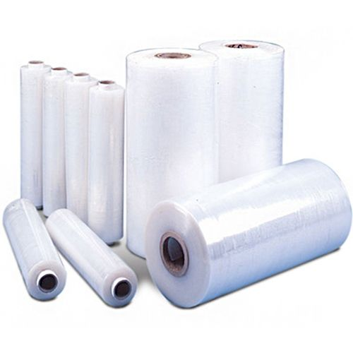 "PVC Shrink Wrap Film [16"" x 1500', 100 Gauge] (1 Roll) Image 1"