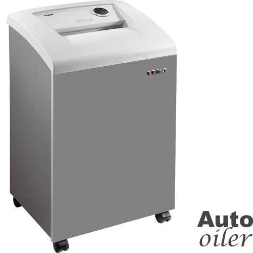 Dahle 40430 P-6 Office Shredder with Automatic Oiler