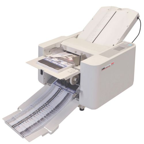 MBM 408A Automatic Friction Fed Paper Folder
