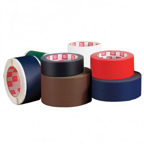 "White Fabric Book Repair Tape [4"" x 15 Yards] (1 Roll) Item#06BRFBRT415WH"