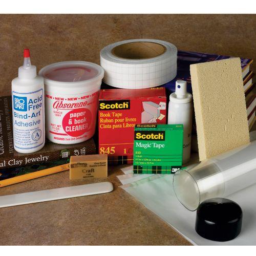 Standard Book Care & Repair Kit - Buy101