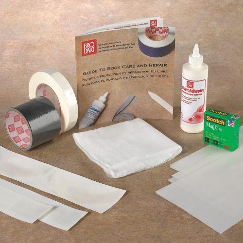 Basic Book Repair Kit I (No Tools)