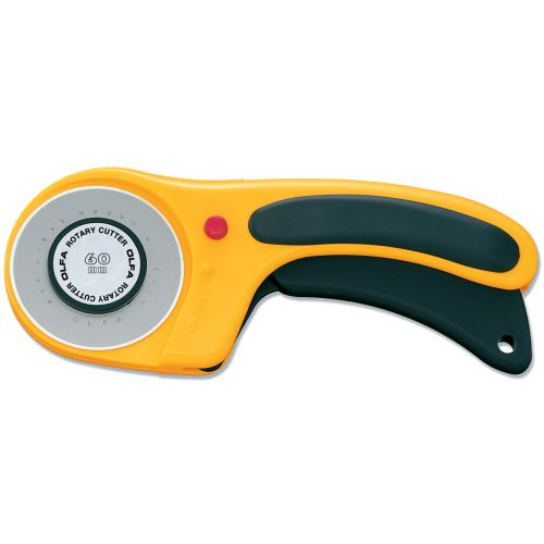Olfa Deluxe Handheld Rotary Cutter (60mm) #RTY-3/DX