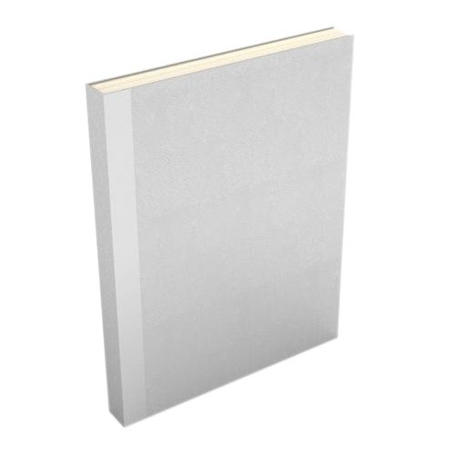White Composition Fastbackasyback Hard Covers (50pk) Image 1