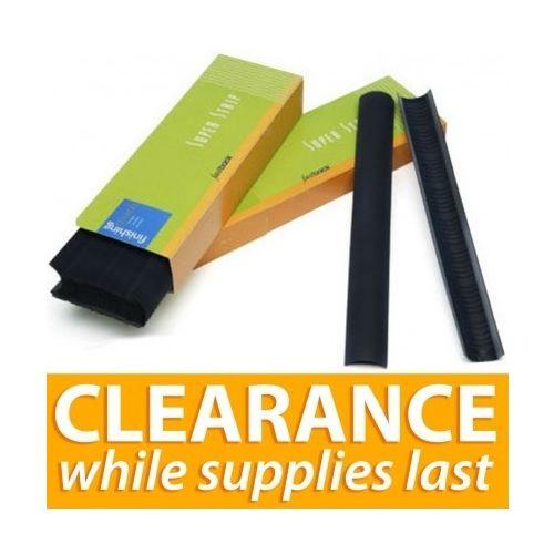 """Fastbackuper Strips for Model 20 [Medium, Black, 8-1/2""""] (400 Pk) Image 1"""