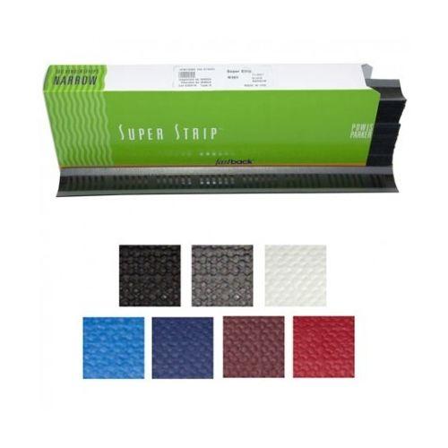 """Fastback Super Strips for Model 20 [Medium, Green, 11""""] (400 Pk) Image 1"""
