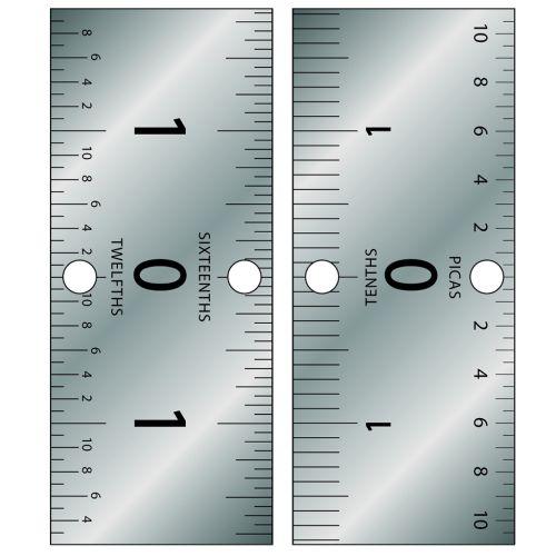 """Style 627 36"""" Gaebel Center Finder Ruler"""