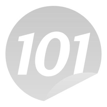 "24 "" x 36 "" White Pressure Sensitive Foam Pouch Boards [Matte Laminate] (10/Bx) Image 1"