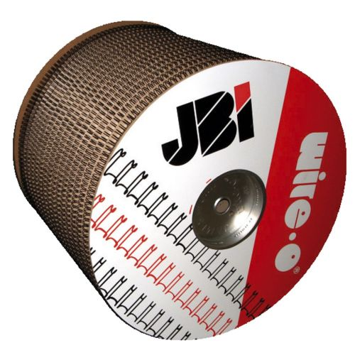 """7/16"""" Silver Wire-O Spool [3:1 Pitch] (32,000 Loops) Image 1"""