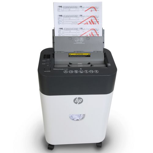 HP AF1009 Auto-Feed Paper Shredder for Home and Small Offices