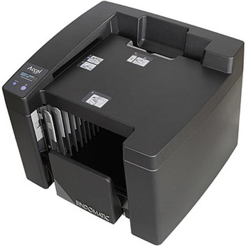 Coverbind Accel Cube Bindomatic Thermal Binding System