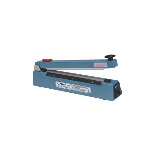 "16"" Hand Impulse Sealer [with Cutter, 2mm Seal] Item#04AIEIHSC400"