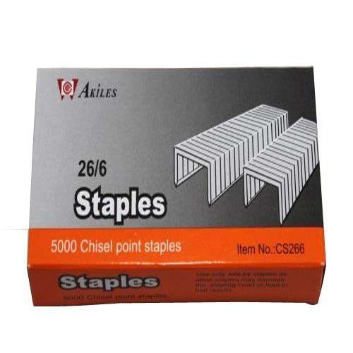 Akiles ABM 26/6 Premium Heavy Duty Staples