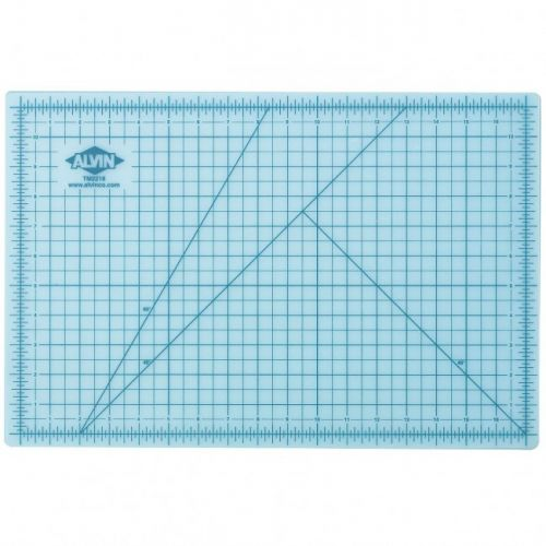 "18"" x 24"" Translucent Self-Healing Cutting Mat Item#04ALVTM2224"
