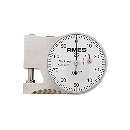 Ames Pocket Thickness Measure Gauge