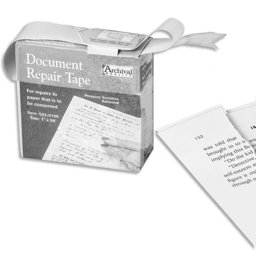 Document Repair Tape (Price per Roll)