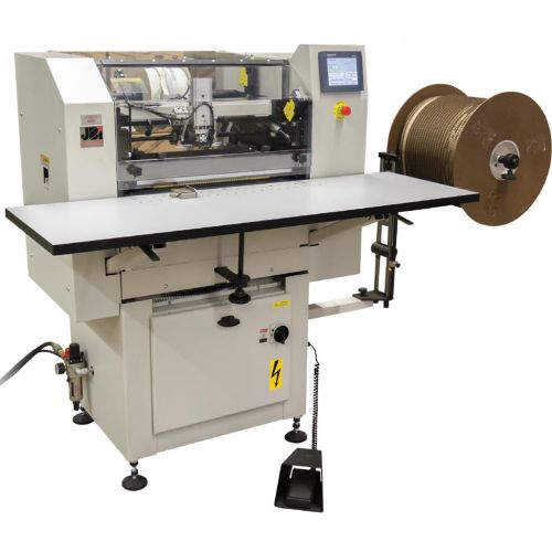 James Burn BB50H High Speed Semi-Automatic Wire Binding Machine