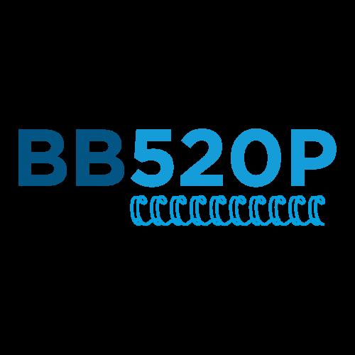 James Burn BB520P Speedbind 3:1 pitch 4.5mm x 4mm replacement die