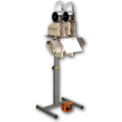Stand - Pictured with Bindery Mate II Duo Stitcher (Not Included)