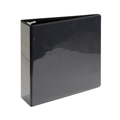 Black Half Size View Binders (Price per Box) Image 1