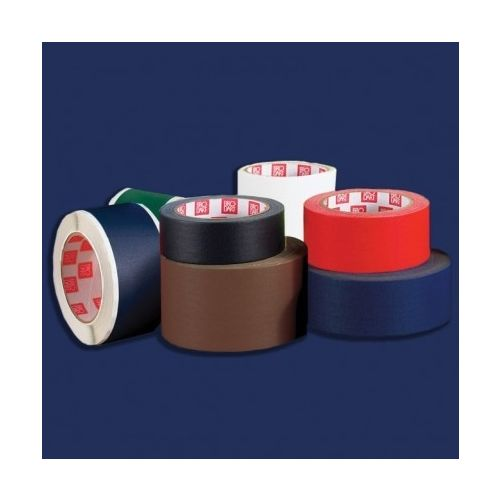 Blue Fabric Book Repair Tape (Price per Roll) Image 1