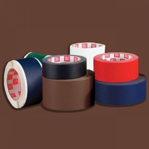"""Brown Fabric Book Repair Tape [4"""" x 30 Yards] (1 Roll) Item#06BRFBRT430BR"""