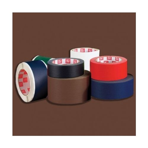 Brown Fabric Book Repair Tape (Price per Roll) Image 1