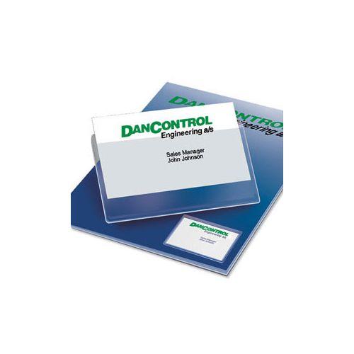Self Adhesive Business Card Pockets - Buy101