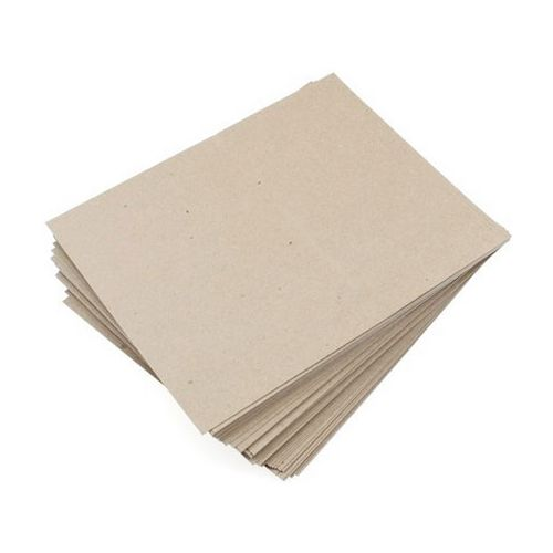 "8 ½"" x 11"" Chip Board Sheets [24 Point / 0.024""] (100 / Bx) Item#03CHIPBDAAC"