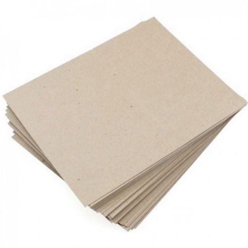 Chip Board Sheets | Natural Document Binding Covers