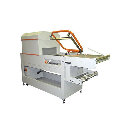 Clamco 6C Combo L-Bar Sealer & Tunnel System with Manual Sealer Image 1