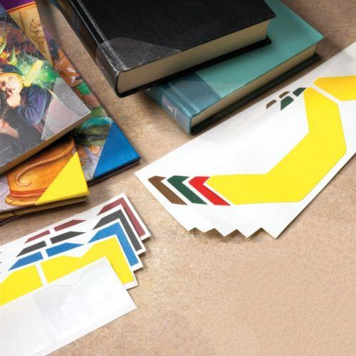 Book-Aid® Cloth Wings [Yellow] (24/Bx) Item#06BRBACWYE