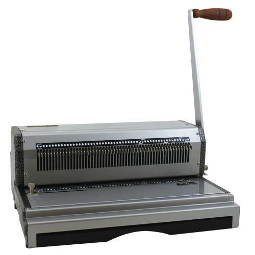 Akiles CoilMac-M Plus Manual Spiral Binding Machine - Buy101