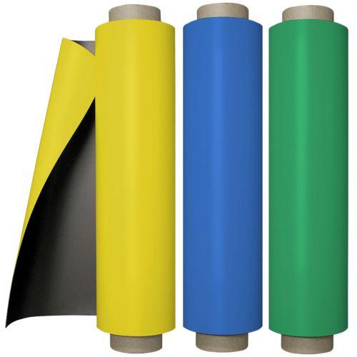 20 Mil Colored Vinyl Magnetic Rolls - Buy101