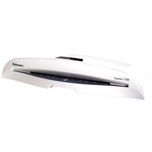 "Fellowes Cosmic 2 125 12.5"" Pouch Laminator with Starter Kit - 5726301 Image 1"