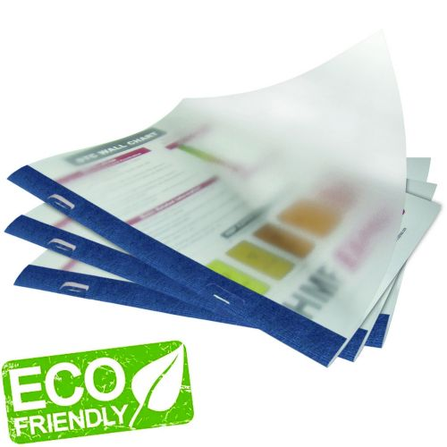 Eco-Friendly Side Staple Wrap-Around Report Covers [Navy] (30pk)