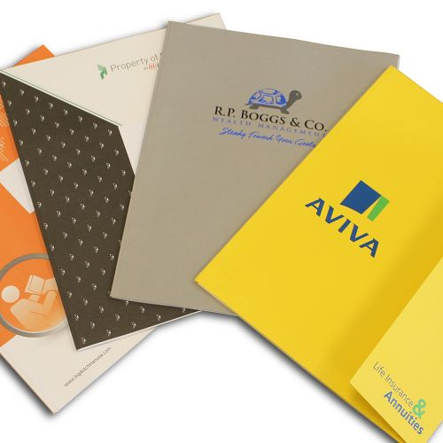Custom Soft Coverbind Thermal Binding Covers