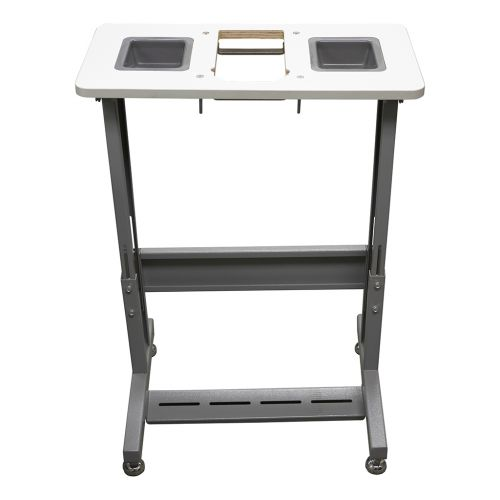 Adjustable Work Table for ClipsShop CSTIDY-41 Grommet Press