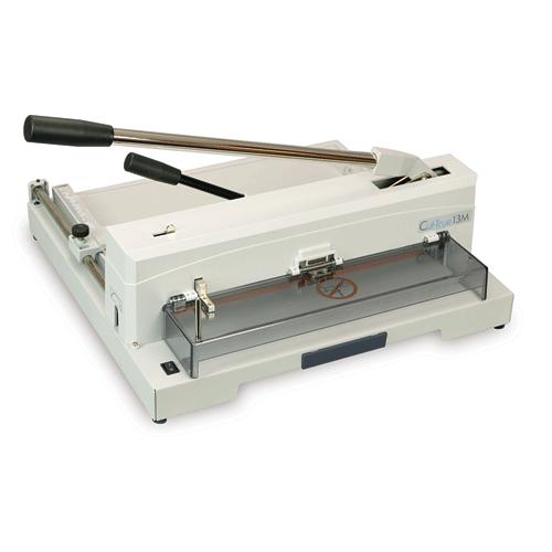 Formax Cut-True 13M Manual Stack Paper Cutter