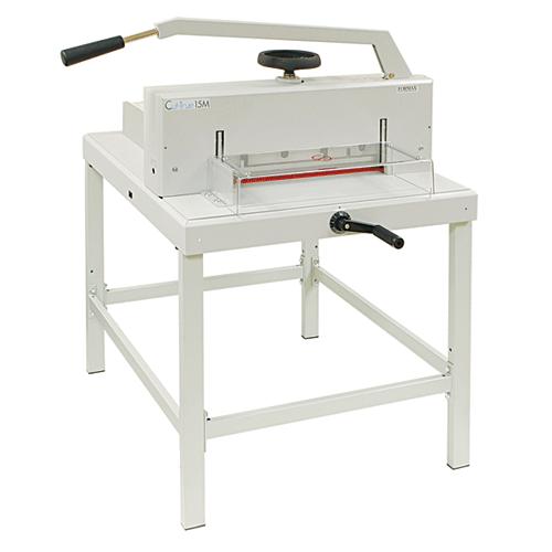 Formax Cut-True 15M Manual Stack Paper Cutter