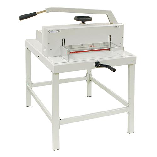 Formax Cut-True 16M Manual Stack Paper Cutter
