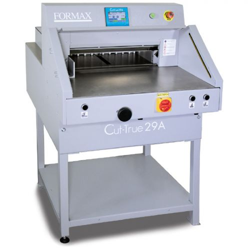 Formax Cut-True 29A Programmable Electric Paper Cutter