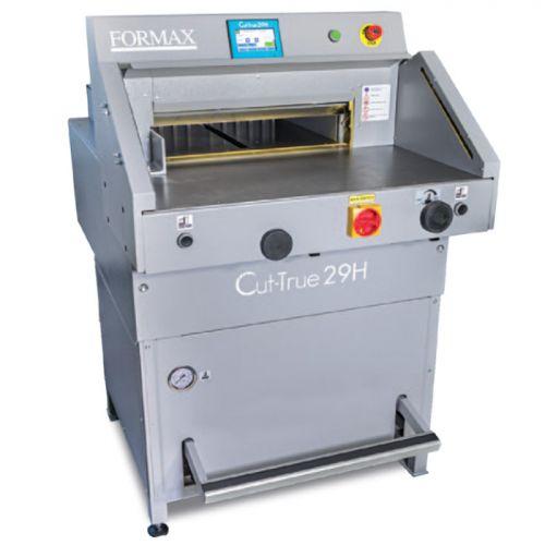 Formax Cut-True 29H Programmable Hydraulic Paper Cutter