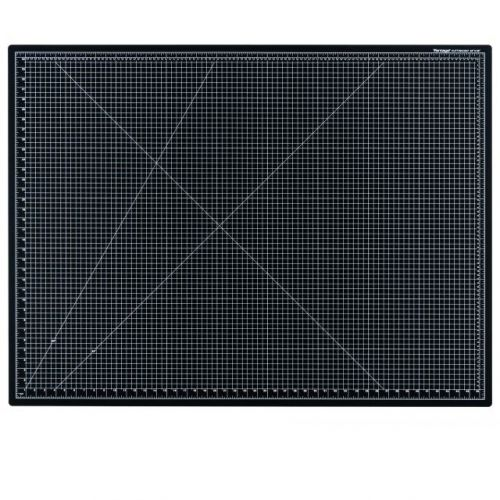 "Dahle Vantage 36"" x 48"" Black Self-Healing Cutting Mat (10674)"