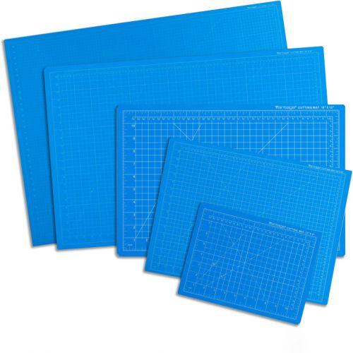 Dahle Vantage Blue Self-Healing Professional-Quality 5-Layer Cutting Mats