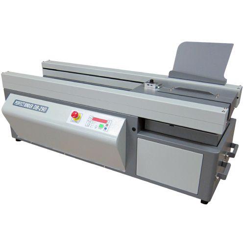 Duplo DB-290 Perfect Binding & Padding Machine